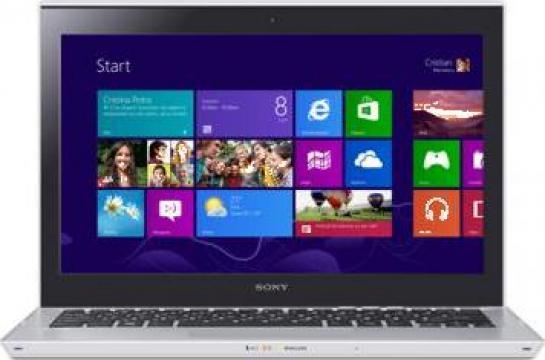 Laptop Notebook Sony Vaio Ultrabook T1312V1E i5-3317U, 4GB de la Infopro Pc Srl
