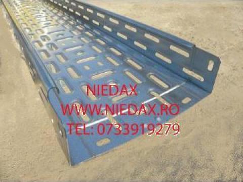 Canal cablu metalic 85x100mm