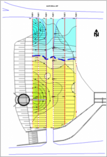 Prospectiuni geofizice - lucrari hidrotehnice