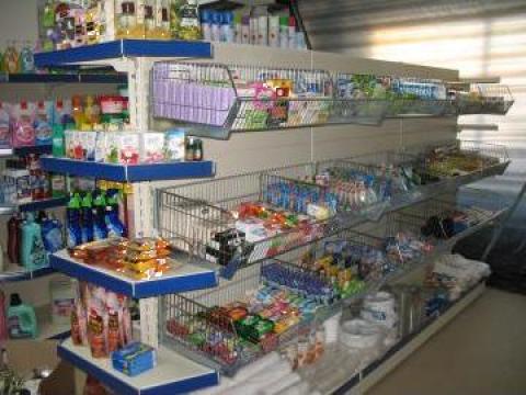 Rafturi magazin menaj/ metalo-chimice