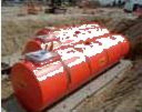 Rezervor subteran motorina 6000 litri de la Simba's Group Srl