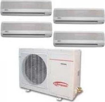 Instalatii de climatizare, chillere, ventilatii