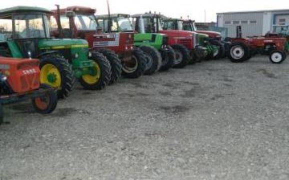 Tractor John Deere de la Bodtrans S.R.L.