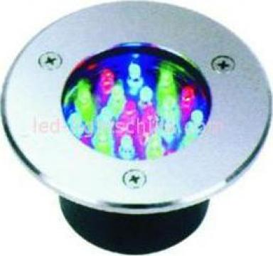 Lampa de podea cu LED, lumina ingropate, iluminat exterior de la Yalin Industry Company Limited
