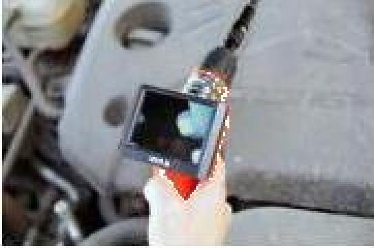 Videoscop industrial pentru inspectie