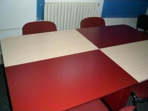 Set mobilier birou lemn
