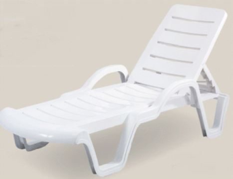 Sezlong Alb Plastic Lara Or Ialoveni Landor Brio Srl Id 2589801