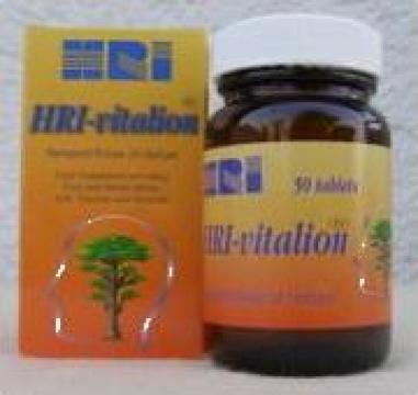 Suplimente nutritiv HRI Vitalion de la Pasztai Tunde Pfa