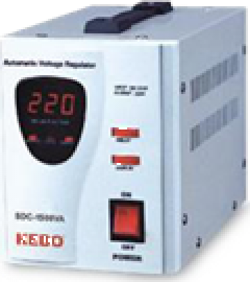 Stabilizator tensiune SDR 1000; 3000 si 5000 VA