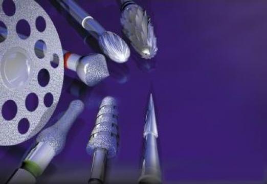 Freze, perii, paste, polipanti, hartie articulatie Germania de la Dental Kiss S.r.l.