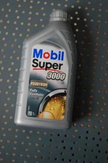 Ulei auto Mobil Super 3000 5W-40 1L de la Mvv Logan Auto Srl