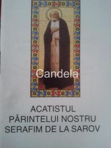 Carte, Acatistul Sfantului Serafim de Sarov