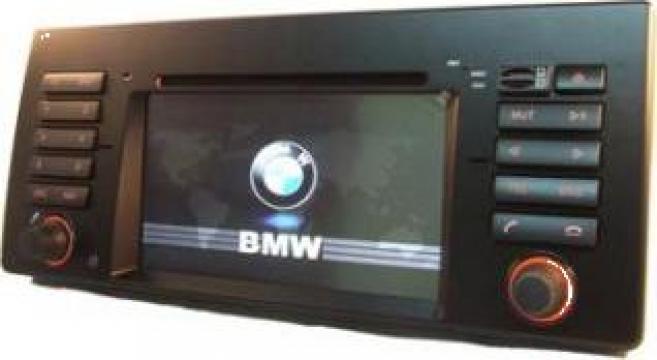 Navigatie dedicata BMW seria 5 (E39), seria 7, X5 de la Excelent Auto Srl