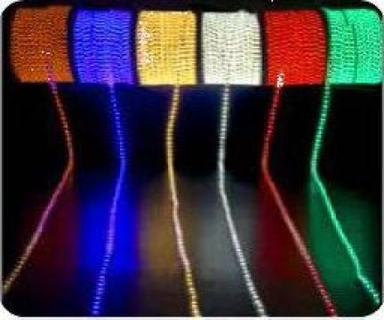 Banda led RGB 220V de la Frameart Decor Srl.