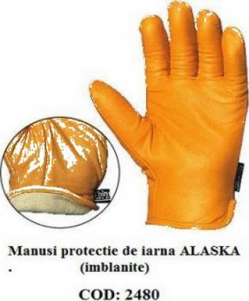 Manusa protectie iarna Finlande de la Katanca Srl