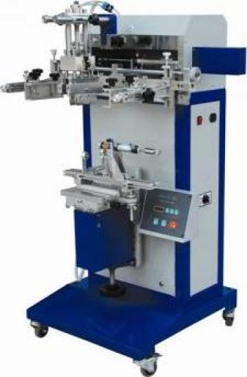 Utilaj serigrafie Curved Screen Printing Machine de la Hengcai Printing Machine Factory Limited