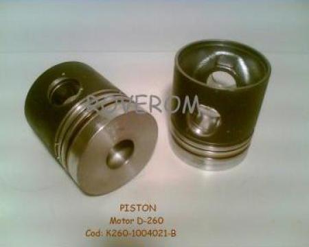 Piston motor D-260