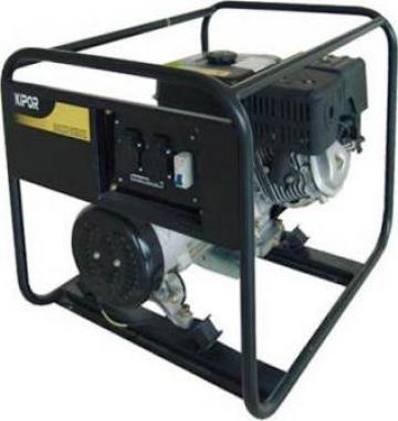 Generator de curent profesional de 5,5kVA de la Tekmatools Srl