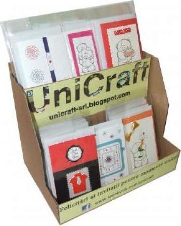 Felicitare Unicraft de la Unicraft
