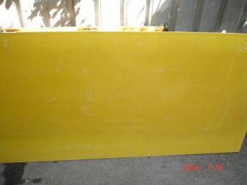 Placa sticlotextolit 1000mm x 2000mm x 6mm de la Baza Tehnica Alfa Srl