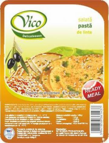 Salata pasta de linte 400g