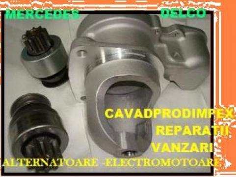 Reparatii electromotor Mercedes Atego 1, 2, Vario de la Cavad Prod Impex Srl