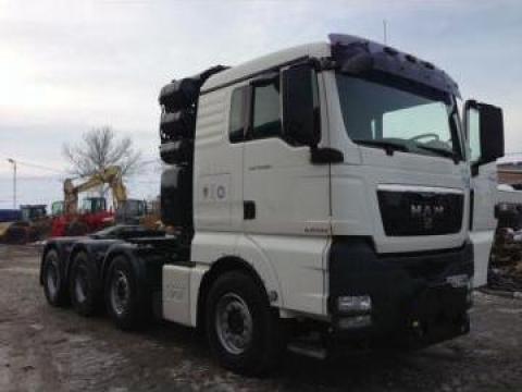 Cap tractor MAN 41.680 de la Adl Constructii Si Demolari