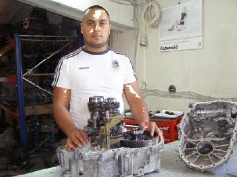 Reparatii cutii de viteze manuale de la Auto Abdul Srl.