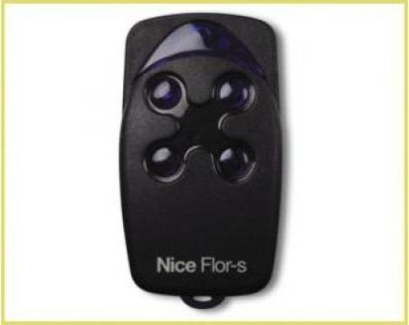 Telecomanda cu 4 canale Nice FLO4R-S