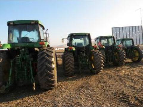 Tractoare John Deere, provenienta Germania de la Agro-Pi Srl