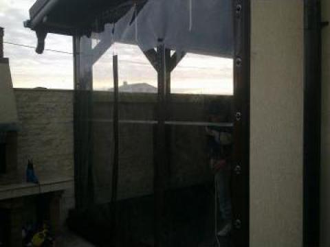 Inchideri terase, foisoare, balcoane, verande
