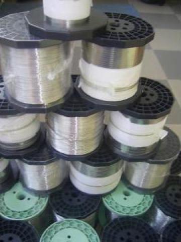 Nichelina pentru rezistente de la Tehnocom Liv Rezistente Electrice, Etansari Mecanice