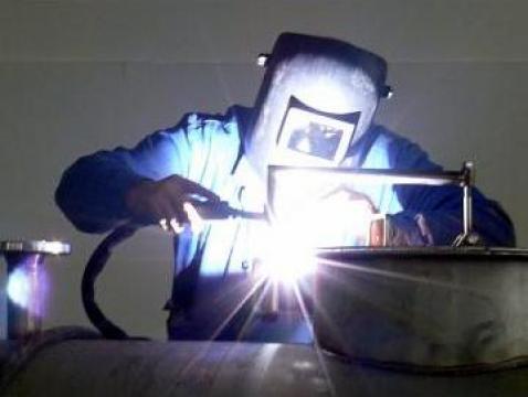Servicii de sudura argon de la Prod Metal Construct Srl