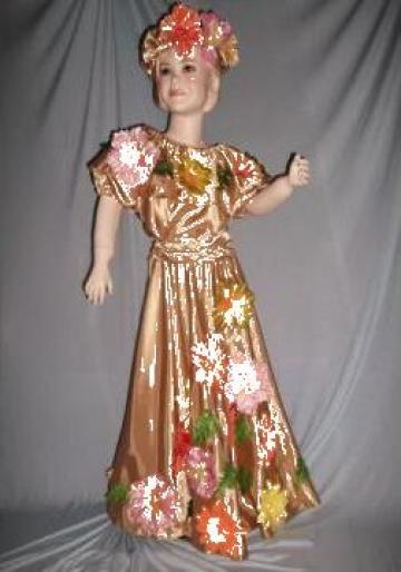 Costum vara serbare copii de la Costume De Serbare Pompilia Silaescu