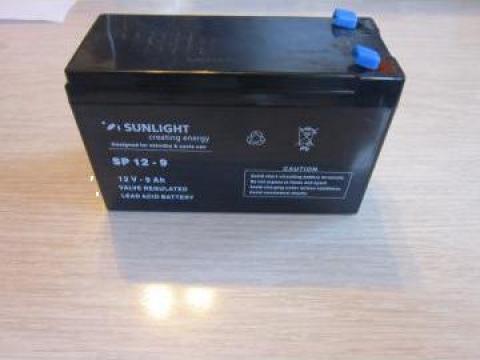 Acumulator stationar Sunlight 12V 9 Ah de la Baza Tehnica Alfa Srl