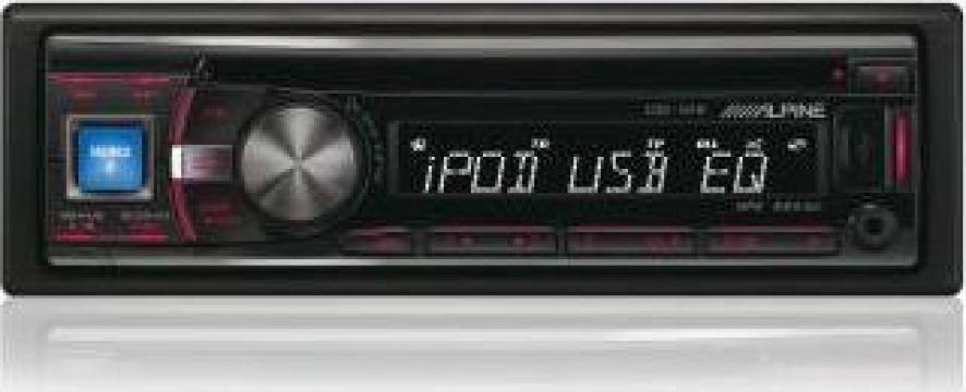 Radio CD auto Alpine CDE-131 R de la Sound Car Nico Srl