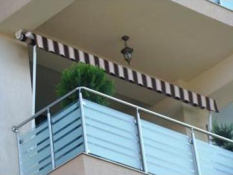 Copertina retractabila pentru balcon