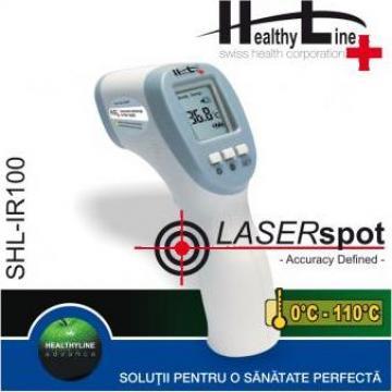 Termometru multifunctional cu IR SHL-IR100