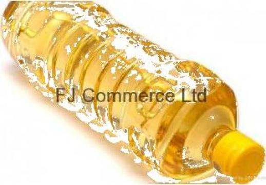 Ulei floarea-soarelui brut si rafinat si ulei de rapita de la Fj Commerce Ltd