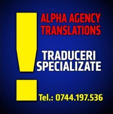 Traduceri autorizate si legalizate din limba bulgara
