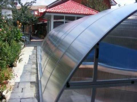 Acoperiri piscine bucuresti bog design concept srl for Acoperiri piscine