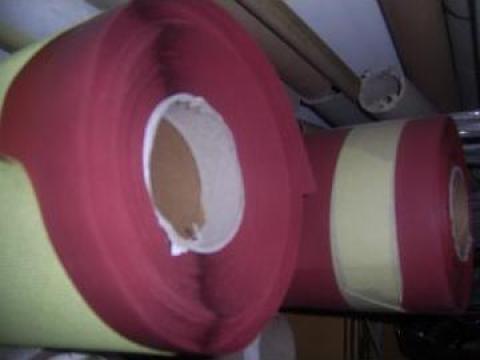 Folie siliconica de la intrare si iesire din cuptor