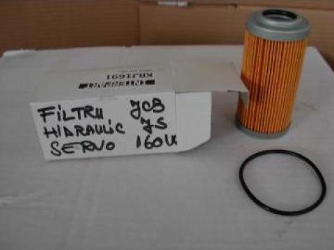 Filtru hidraulic servo JCB JS160W de la Magazinul De Piese Utilaje Srl