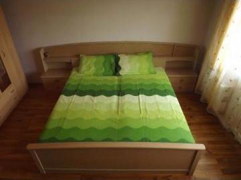 Lenjerie dormitor din sifon