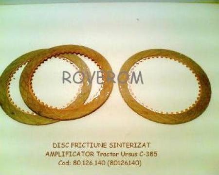 Disc frictiune sinterizat amplificator tractor Ursus C-385