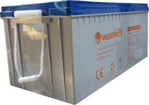 Acumulator cu gel 200Ah 12V de la Nedavi Com Srl