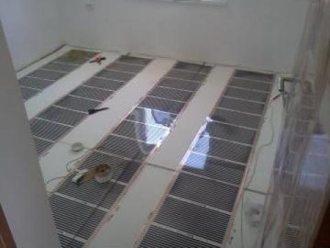 Film carbon pentru incalzire in pardoseala AHT - Corea de la Oltenia Panouri Solare
