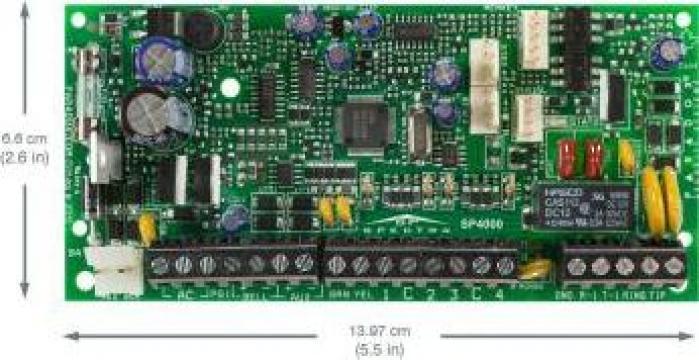 Centrale de alarma pe cablu Spectra