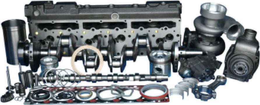 Piese schimb motor buldoexcavator Komatsu de la SC Blumaq Ro SRL