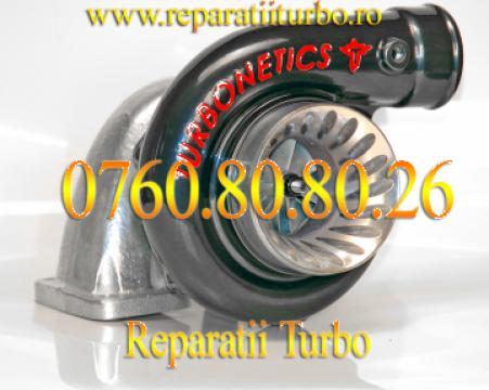 Reconditionari turbosuflante de la Reparatii Turbo Auto Srl